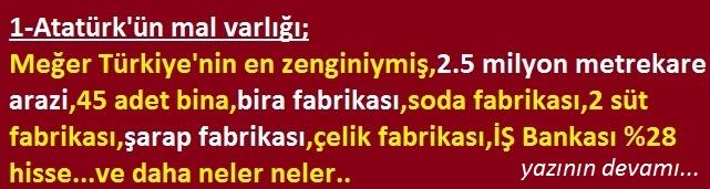 Atatürk Gerçeği Ilelebet Milli Cumhuriyet