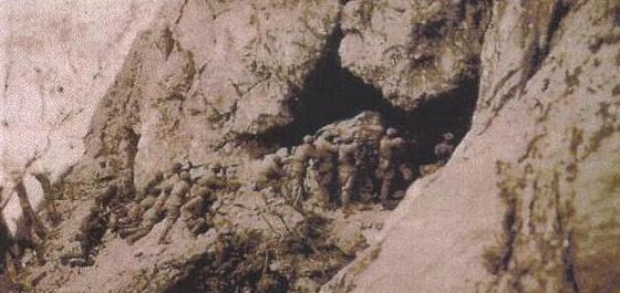 Dersim-Mağaraları
