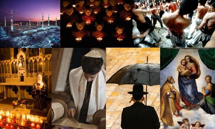 dünya dinleri