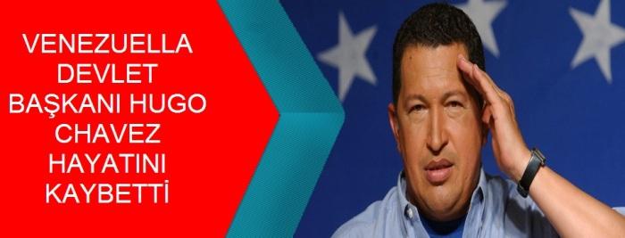 chavez öldü