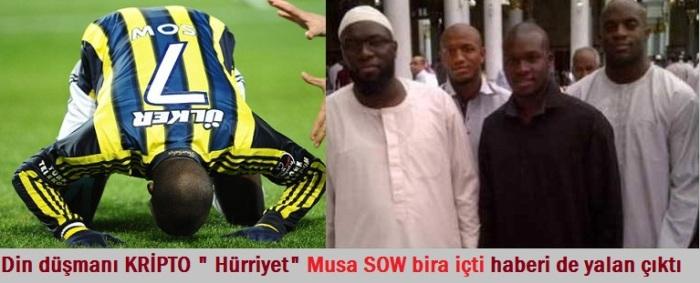 MUSA SOW MUSLIM UMRAH UMRE
