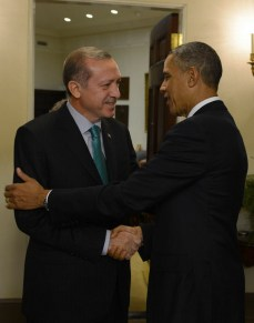 OBAMA - ERDOGAN GORUSMESI
