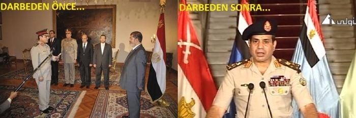 LE PRÉSIDENT ÉGYPTIEN MOHAMED MORSI AFFIRME SON POUVOIR FACE AUX MILITAIRES