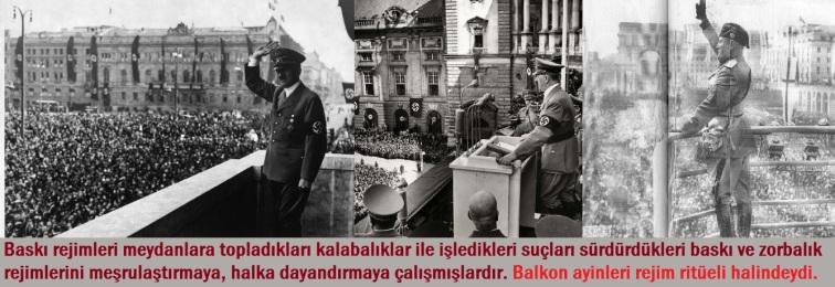 BALKON KONUŞMASI