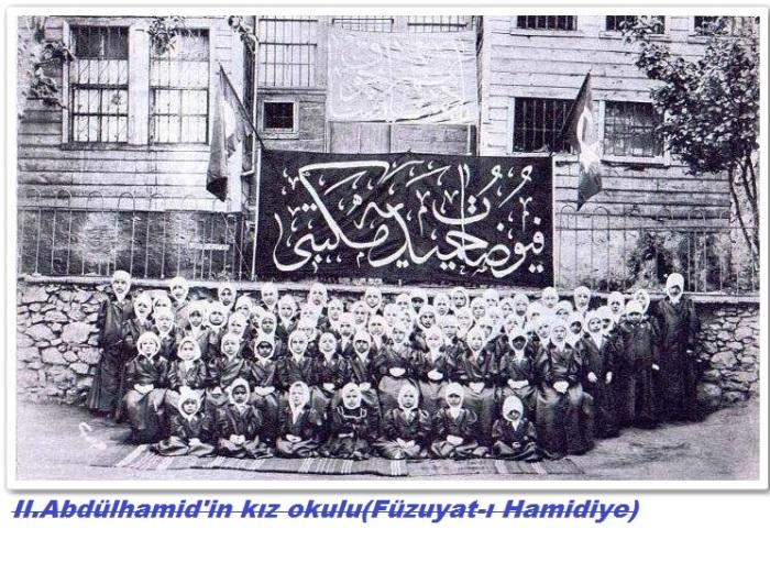 Abdülhamid kız okulu