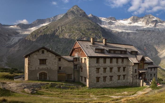 dağ ev