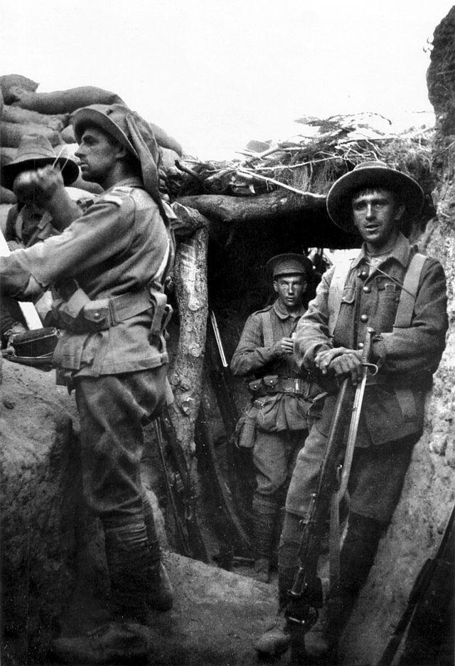 Kanlısırt Muharebesi (Lone Pine, 6 Ağustos 1915)