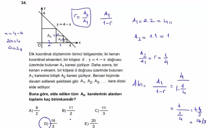 2016 LYSmat soru 34