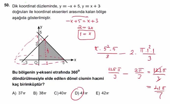 2016 LYSmat soru 50