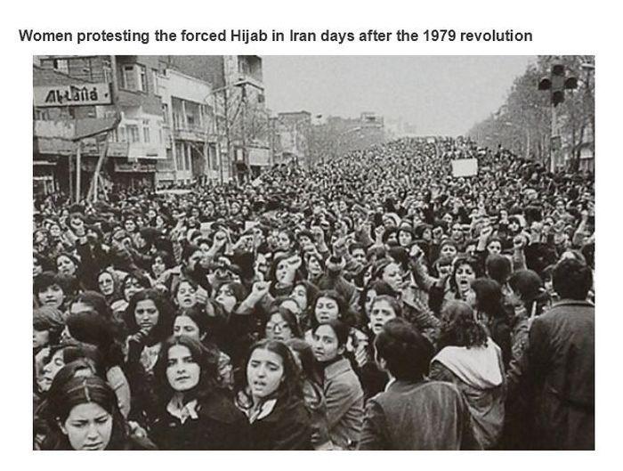 iran kadınlari