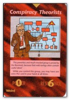 conspiracy-theorists