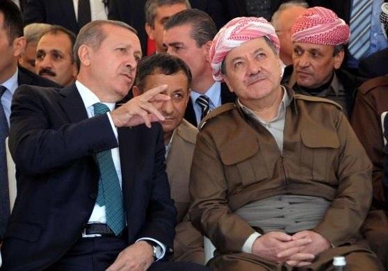 """Erdoğan kankası Barzani için de """"KANDIRILDIK"""" der mi?"""